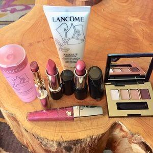 Makeup Lot Lancôme Elizabeth Arden Estée Lauder
